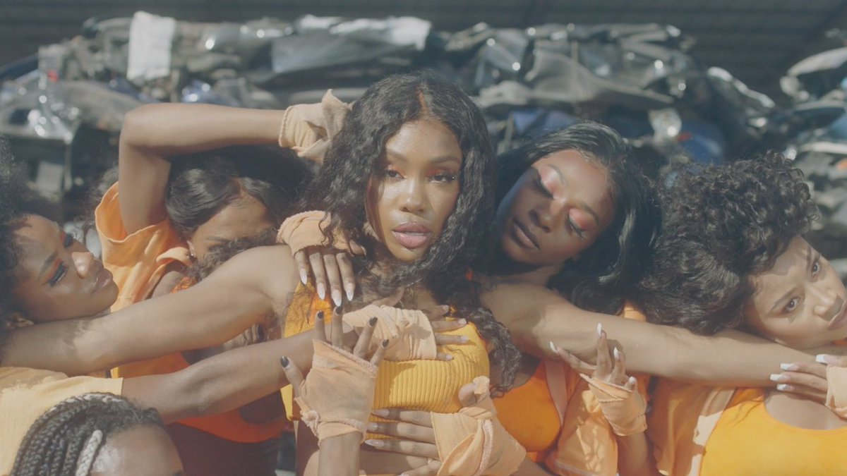 .@SZA is back with Hit Different feat. @tydollasign, produced by @TheNeptunes. Watch the video, directed by SZA, now: thefader.com/2020/09/04/sza…