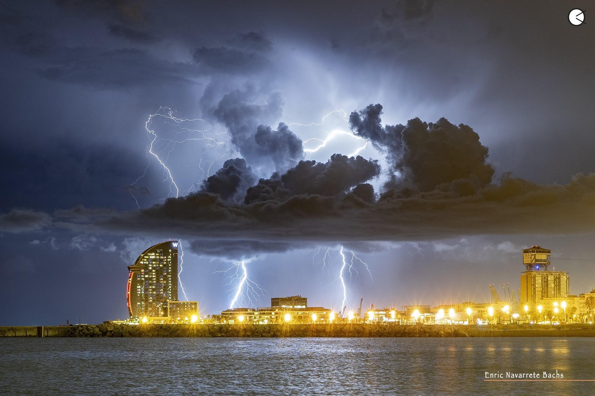Tempesta elèctrica