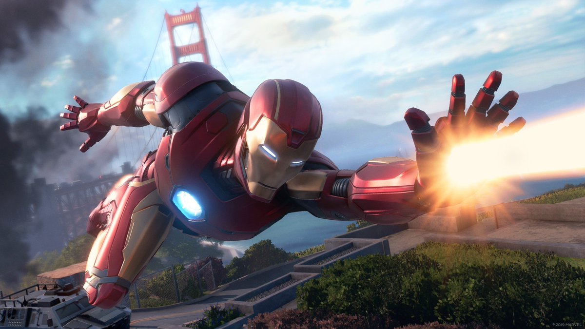 """【アッセンブル】PS4/Xbox One版『Marvel's Avengers』は本日発売 https://t.co/uNz1ux5RpJ  スクエニとマーベルの共同制作によるアクションADVゲーム。シングルプレイと最大4人のオンライン協力プレイを通してヒーローたちが""""再集結""""する。複数年にわたる無料のシーズンアップデートも予定されている https://t.co/k0UWCWkoqk"""