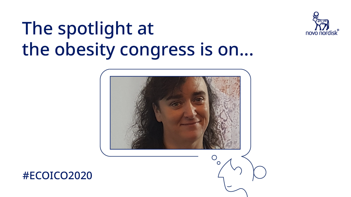 Stigma is a very worrying situation globally, particularly the huge lack of awareness. There is still a lot to do! @susieb16 at @ECPObesity Thanks for giving people with #obesity a voice #ChangingObesity #ECOICO2020 https://t.co/TMSnqzVDV8