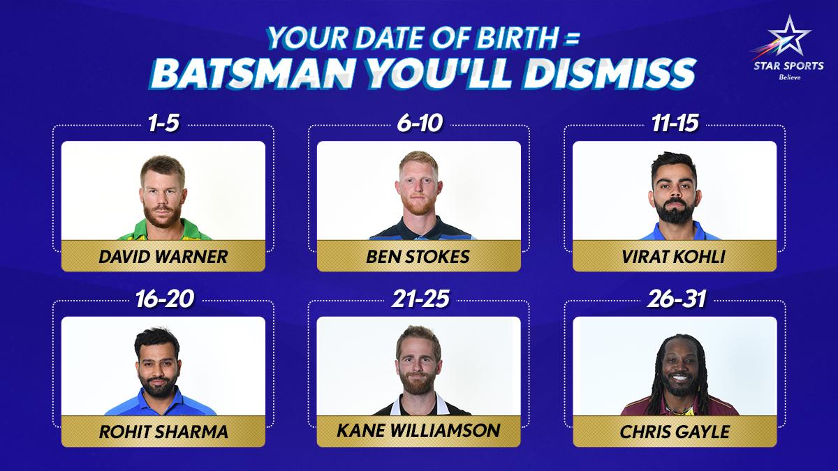 Which batsman did you get ☝️? https://t.co/bLQcXPczjZ