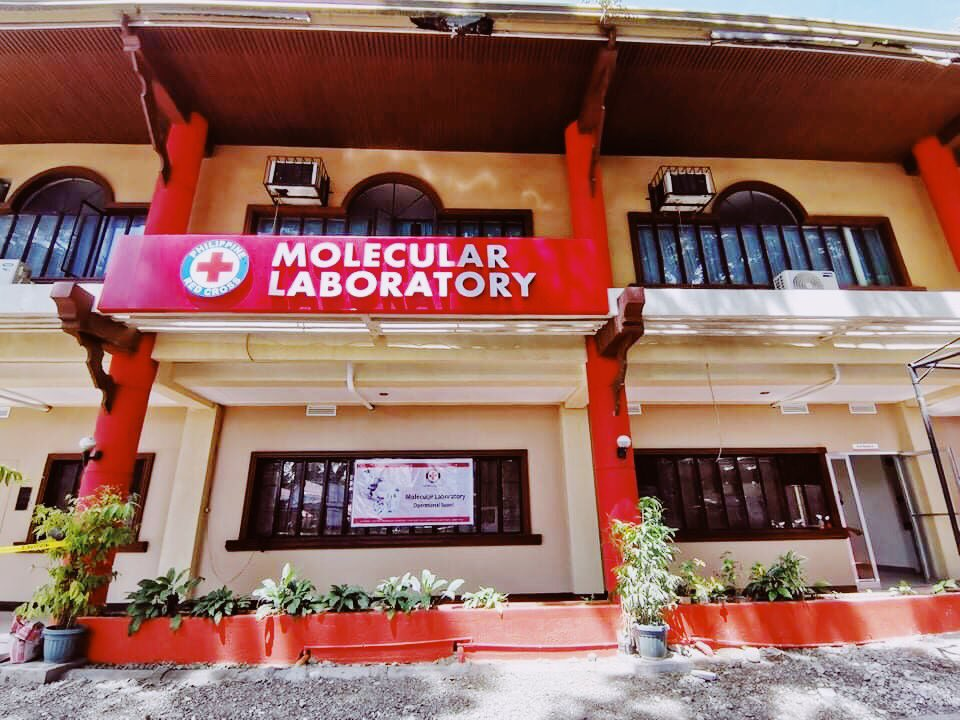 Our PRC Molecular Laboratory in Zamboanga City is now ready for COVID19 testing.