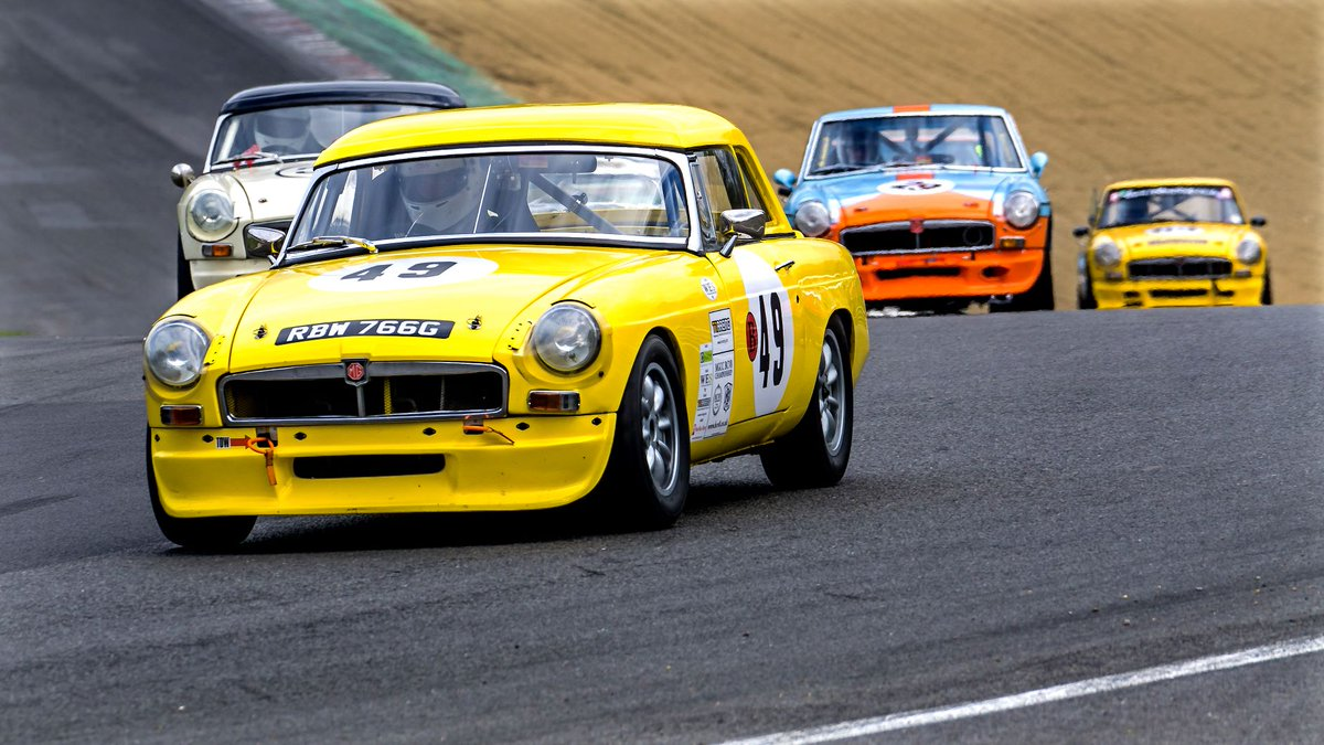The MG Car Club roll into Snetterton for a weekend of action on the 300 circuit (5-6 September), and tickets are only on sale until 4pm today.  https://t.co/DjIA2VhZkz https://t.co/c5XJCoMrO4