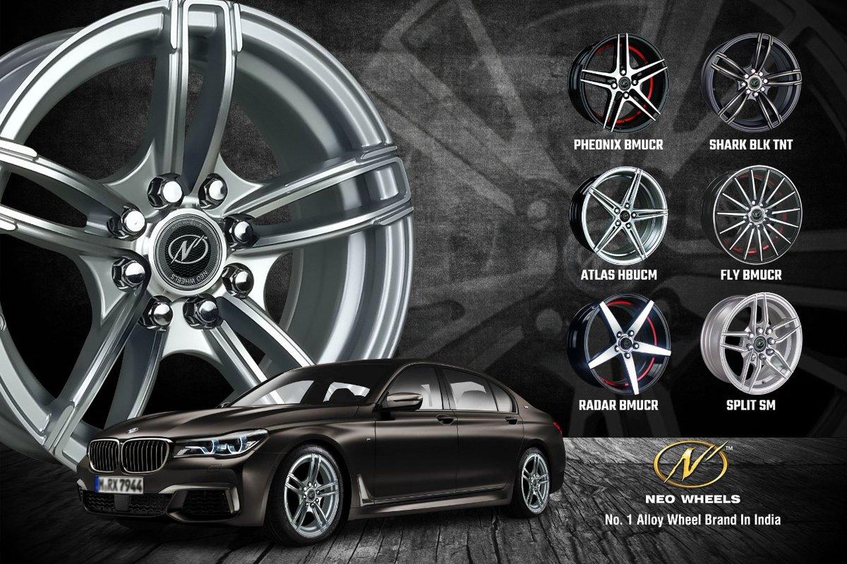 """Neo Wheels on Twitter: """"NeoWheels - No.1 Alloy Wheel Brand in India Safest  Alloys - Stylish Designs - Wide Variety #neowheels #designer #alloys  #safest #stylish #best #alloywheels #customersatisfaction #happycustomer  #makeinindia #madeinindia #illusion #"""