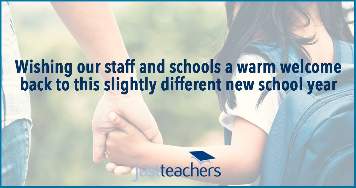 test Twitter Media - justteachers would like to take this opportunity to wish all teaching and support staff, schools and their pupils, a safe return back to School. #backtoschool2020 #backtoschoolsafely #supplyteachers #teachingstaff https://t.co/XwPSqGBVaV