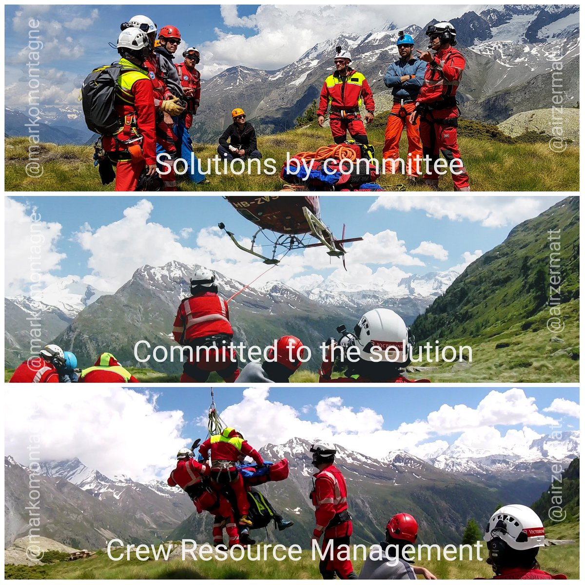 #mountainmemories #heliwork #technicalaircrew #heliopsmag #airbushelicopters #as350 #h125 #airzermatt #instahelicopter #crewresourcemanagement https://t.co/LO6MWlbo0q https://t.co/Y8HdAo2Mzk