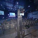 Image for the Tweet beginning: A @Telemetrics robotic camera control