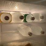台風対策!断水する前に、ペットボトルに水を入れ冷凍し備えよう!