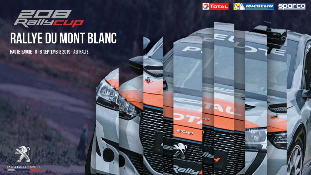 De #208RallyCup stijgt naar nieuwe hoogtes! 19 teams zullen dit weekend in de nieuwe #208Rally4 voor de overwinning gaan strijden tijdens #RallyeduMontBlancMorzine in Frankrijk. https://t.co/lTlnQdHbYr