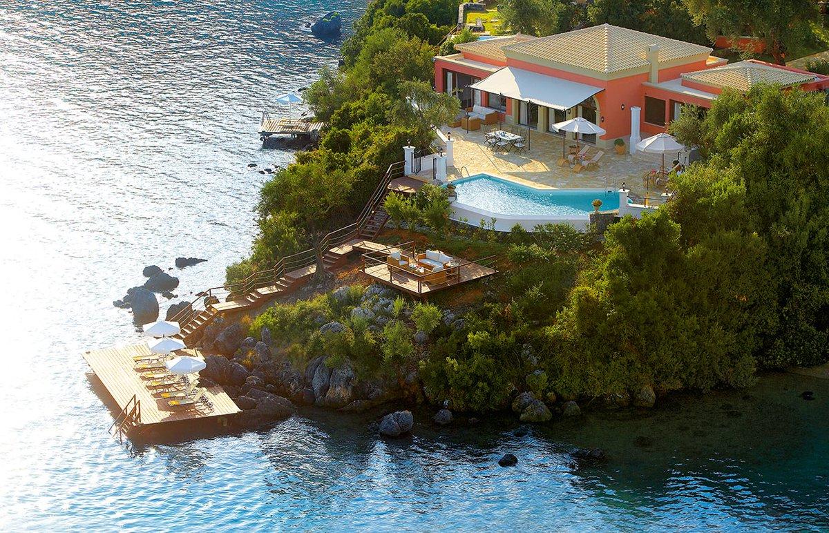 Time for a luxurious sea ride!  #grecotelcorfuimperial   #luxuryresort #greece #luxuryliving #travel #luxuryhotel #corfuisland #infurmagazine #bestview #traveling #traveler #luxurylifestyle #travellover #vacay #hotel #greeksummer #hospitality #ionianislands #ionian #sunday https://t.co/JiTcdRgv2z