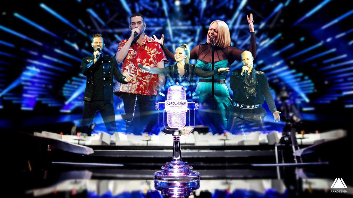 What If?: Eurovision 2019 Alternate Endings ⏰21.00 CET 🔗https://t.co/b17t689PSz #Eurovision #Eurovision2019 #KEiiNO #TamaraTodevska #Mahmood https://t.co/pDi1jtWcws