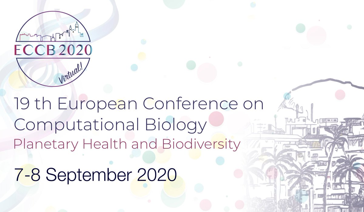 Join us virtually at @ECCB2020 next week! Get the latest updates on our data resources, careers and training, book a 1:1 with our experts and see an exclusive demo of the #COVID19 Data Portal 👀. https://t.co/9fsu93vAK7 https://t.co/hnxMAGlkN5