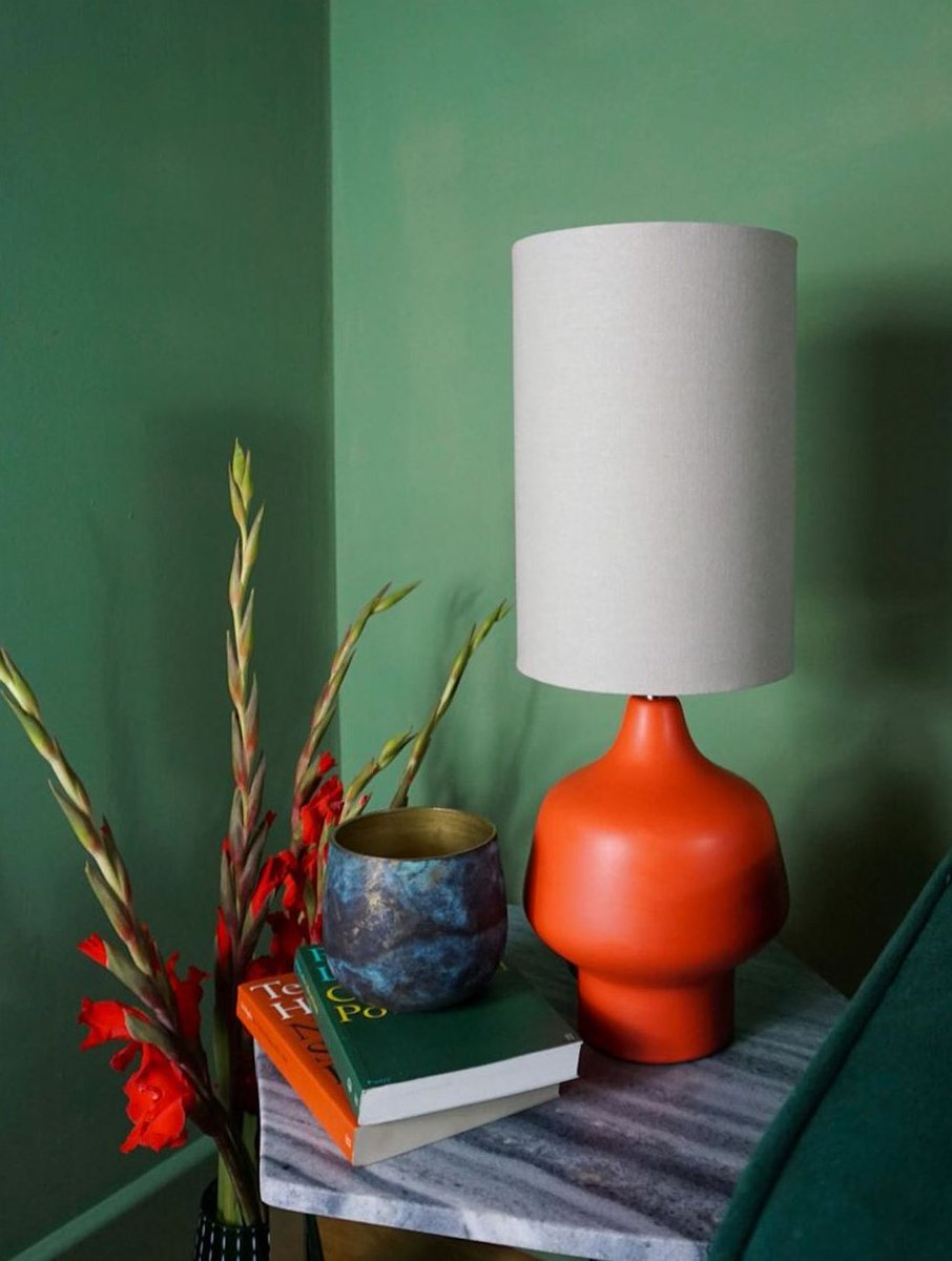 Light the way for the new season with the sensational Shallot Lamp in autumnal orange 💡🍂 📷jl_wil https://t.co/wkdGSNzpcV