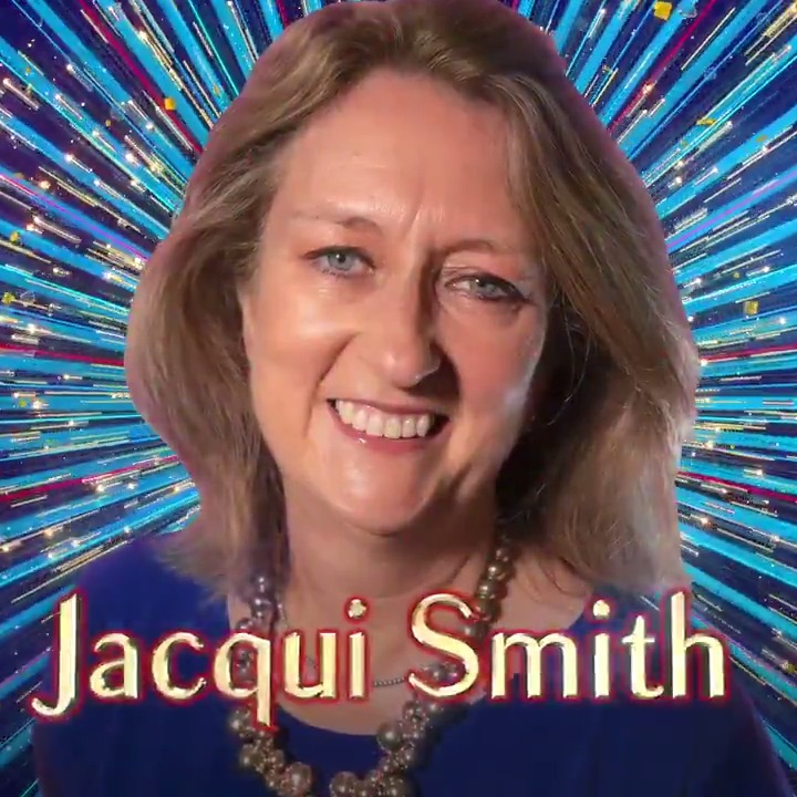 Getting ready to govern the dance floor. Former Home Secretary Jacqui Smith is making #Strictly her new constituency! 👉bbc.in/JacquiSmith @Jacqui_Smith1