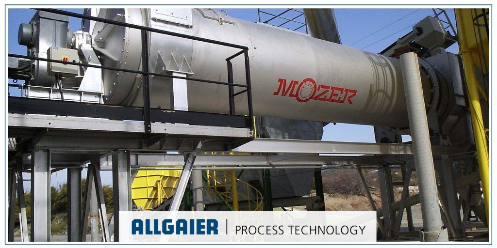 Allgaier fabrica #secadores/#enfriadores de tambor según el sistema #Mozer, con una tecnología de secado y enfriado de la más alta calidad y potencia a nivel mundial.  Conoce nuestras soluciones en https://t.co/MF4EBRz5tp  #tecnologiadeprocesos #maquinaria #industrial https://t.co/u2JNSu2wCk