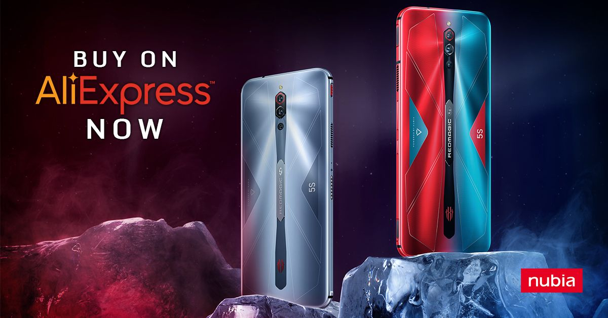 Having trouble getting the Awesome RedMagic 5S from our official online store? Try out our AliExpress store then and order this awesome powerhouse of a gaming smartphone today! https://t.co/g8nG8J26rO https://t.co/M71zbbokE2