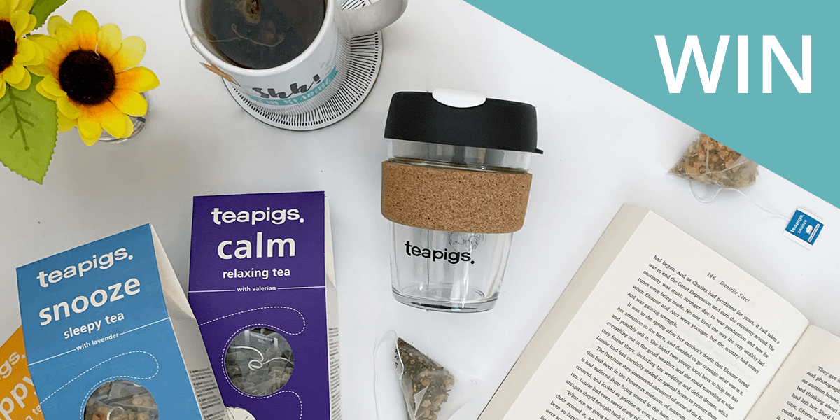 Happiness is a cup of tea and a really good book…that's why we've teamed up with @teapigs to give one tea-drinking bookworm, the chance to win an assortment of speciality tea and books!  Click here to enter now > https://t.co/Cm6wzjNShs  (UK only & ends 23:59 GMT on 13/09/20) https://t.co/QAwzChzIa3