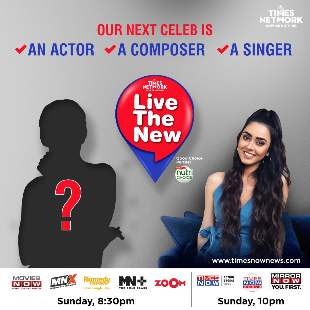 When she is not acting, she is globetrotting for her music. She's truly an all-rounder! Can you guess who she is? #LiveTheNew  Sunday at:  8:30 PM on Movies Now, @MNXMovies, @RomedyNow, @mnplustv & @ZoomTV,  10 PM on @TimesNow and Times Now World, and @MirrorNow https://t.co/St2Uco4QaS