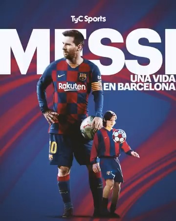 Replying to @TyCSports: 💣💣💣 Adelanto exclusivo de : ¡MESSI SE QUEDA EN BARCELONA! 💣💣💣  CONTINUARÁ...