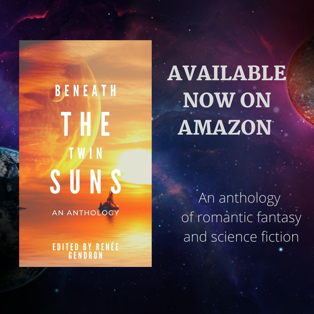 What do you get when you have a group of great writers who work on world building together, then explore their genres, with a touch of romance, in that world? An amazing anthology like this! All proceeds go to the International Red Cross. #writingcommunity #writerslife https://t.co/lmAaLeusfM