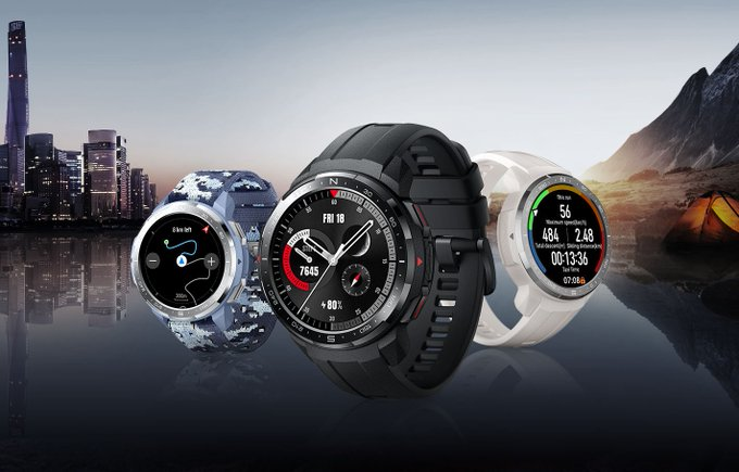 Honor Watch GS Pro and Watch ES