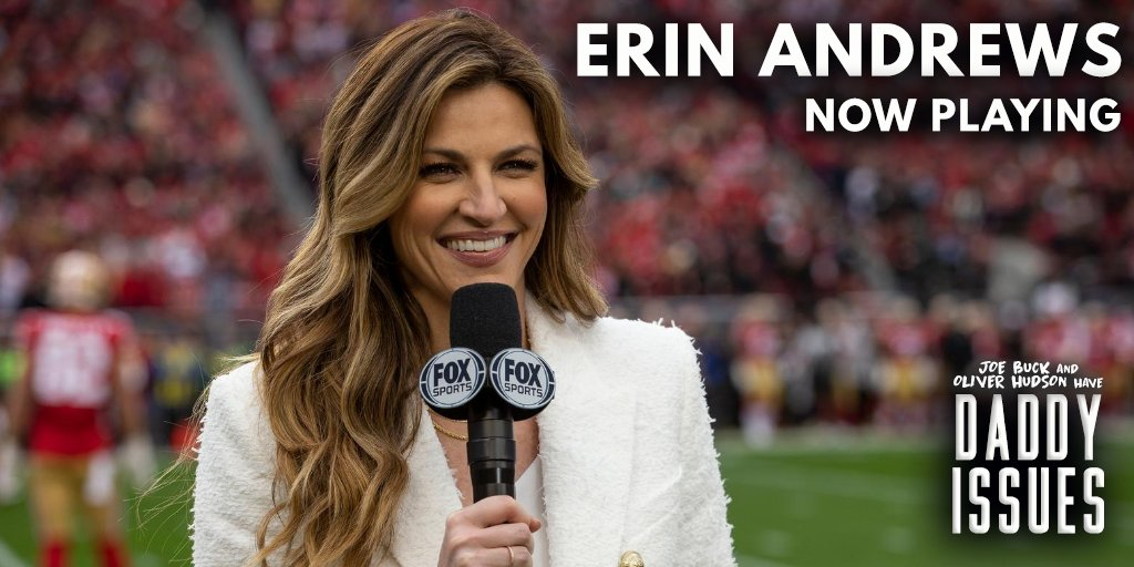 Next week @ErinAndrews @TroyAikman and I will be headed to New Orleans to call the Saints and @TomBrady debut with the @Buccaneers - we can't wait. Erin and I talk about the upcoming season and MUCH more. Her husband @jarretstoll sneaks in too.   https://t.co/r3FcrDUm0J https://t.co/QPIr84Jl2u