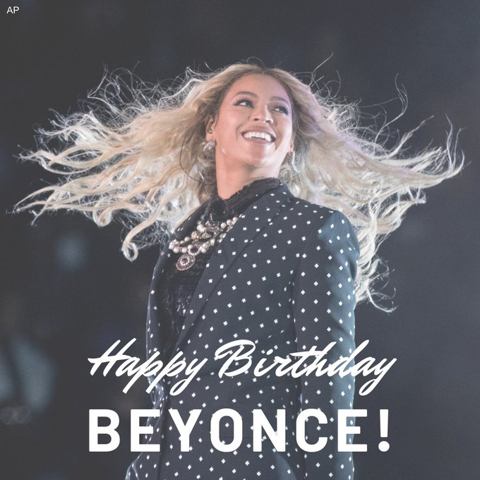 SOUND OFF: Happy Birthday Beyoncé! What\s your favorite Queen B song?