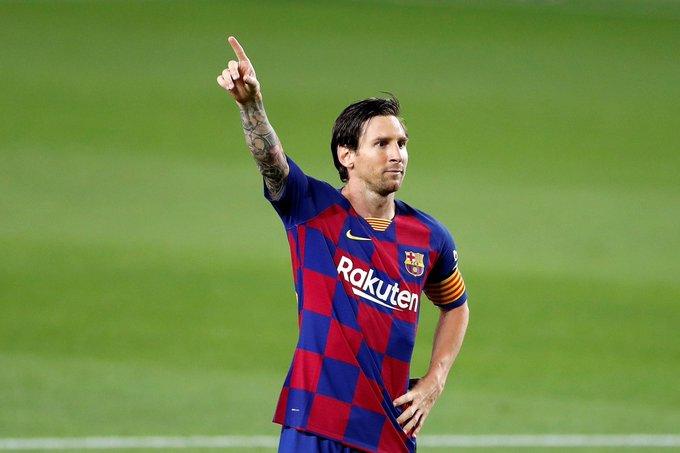 Messi le respondió a La Liga