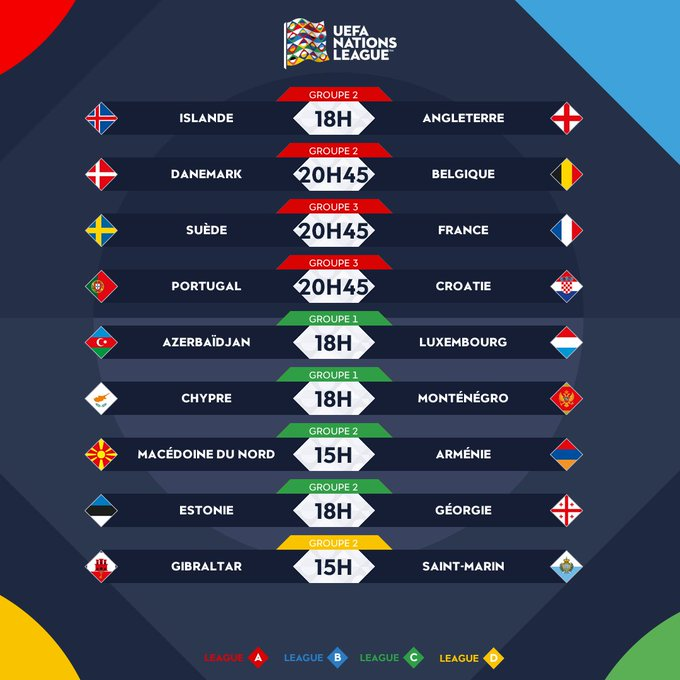 Ligue des nations de l'UEFA 2020-2021 - Page 2 EhEvbcgWoAACt0_?format=jpg&name=small