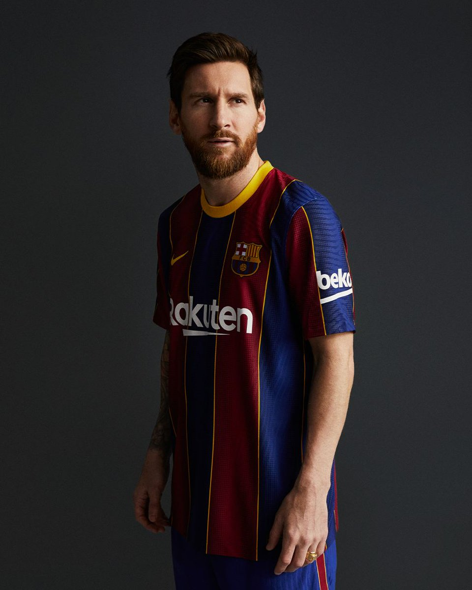 """💙❤️ Leo #Messi: """"I will give it my all. My love for Barça will never change."""" https://t.co/xBh29dTqpr"""