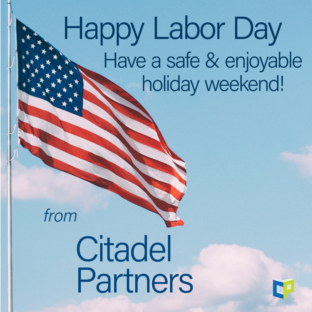 test Twitter Media - Happy Labor Day Weekend! Let's celebrate the great contributions workers have made to the strength, prosperity, and well-being of our country! #CitadelPartners #america #laborday2020 #dallascommercialrealestate #dallastx https://t.co/JTDjlyskd4