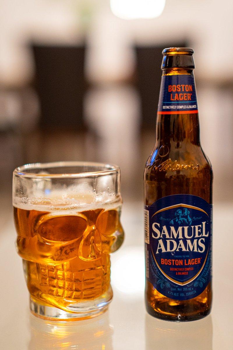 ¡Ya es viernes! Nos recomendaron esta Samuel Adams Boston Lager, sabe buena, trae 4.7% Alc. Vol., importada de Estados Unidos, la encontramos en Soriana en $55 mxn, ¿cual cerveza recomiendan para probar? https://t.co/tZXrHmWgLl