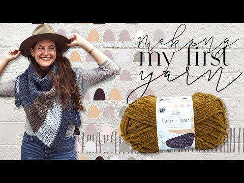 The word is out about #HueAndMe! Follow @TwoOfWandsKnits on her journey to create her very first yarn with help from #LionBrandYarn and see just how much work went into creating Alexandra's dream yarn.  https://t.co/TD1n32MJ92 https://t.co/9tjSPUkXKn