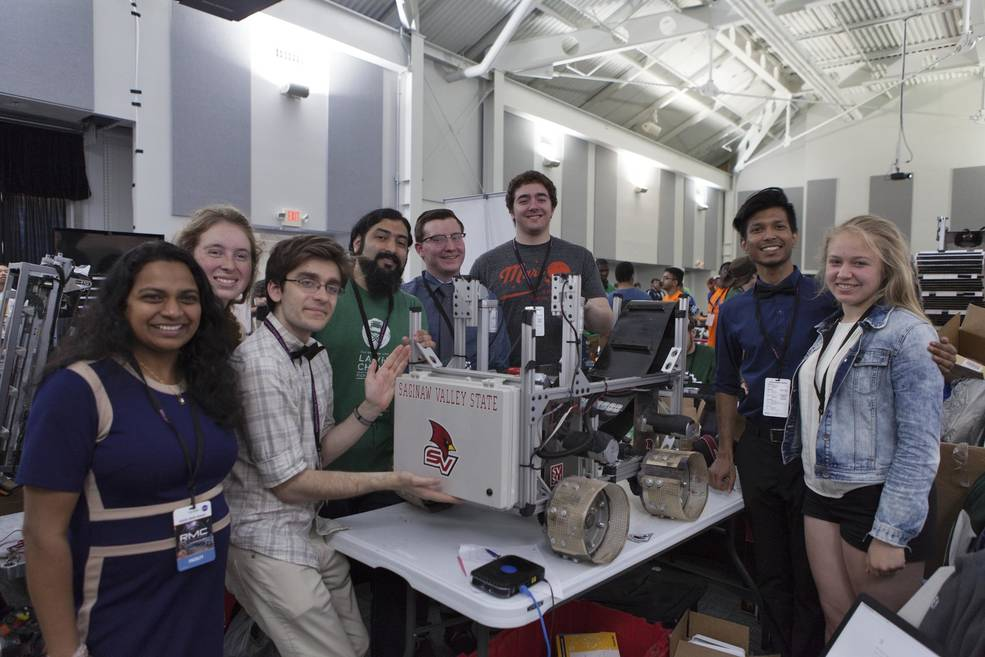 Registration is now open for teams of U.S. college students to participate in @NASA's 2021 Robotic Mining Competition.  This project provides a competitive environment to foster innovative ideas that could be used on future missions to the Moon or Mars: https://t.co/fmu5UMPisn https://t.co/6SmEwWRK8D