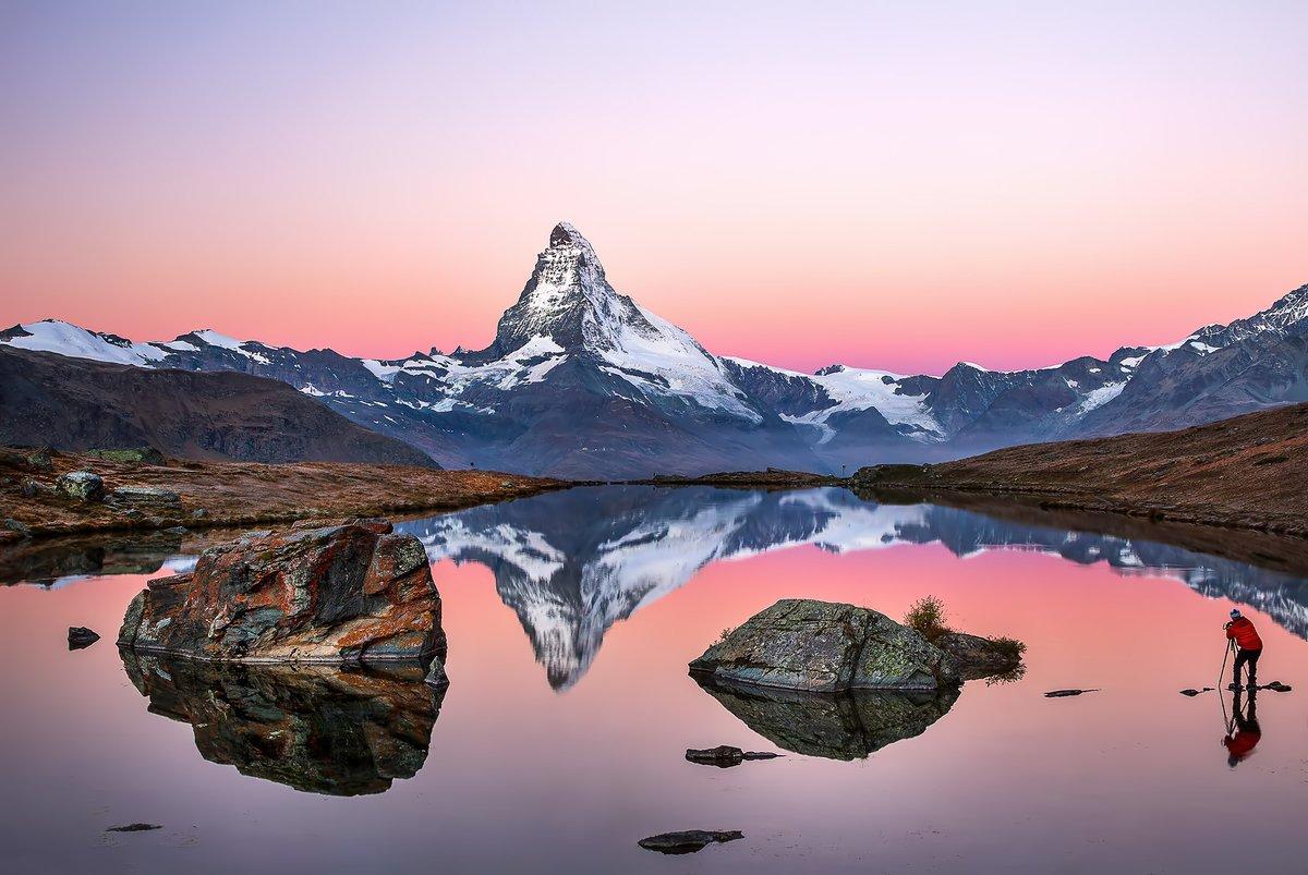 Amazing World Heritage: Matterhorn mountain. #matterhorn #zermatt #switzerland #alps #swissalps #swiss #zermattmatterhorn #landscape #nature #matterhornmountain