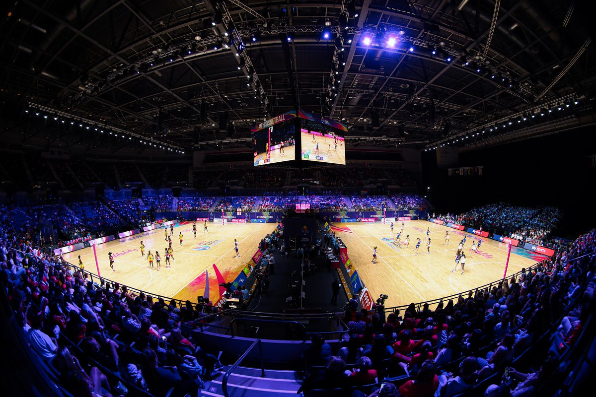 The Vitality Netball World Cup 2019 has won Event of the Year at the @SportIndustry Awards 2020 😃 🏆 Congratulations @EnglandNetball @IntNetball We are so proud to have hosted this amazing event on our campus @MandSBankArena 👏 #ThisIsNetball #SIawards2020
