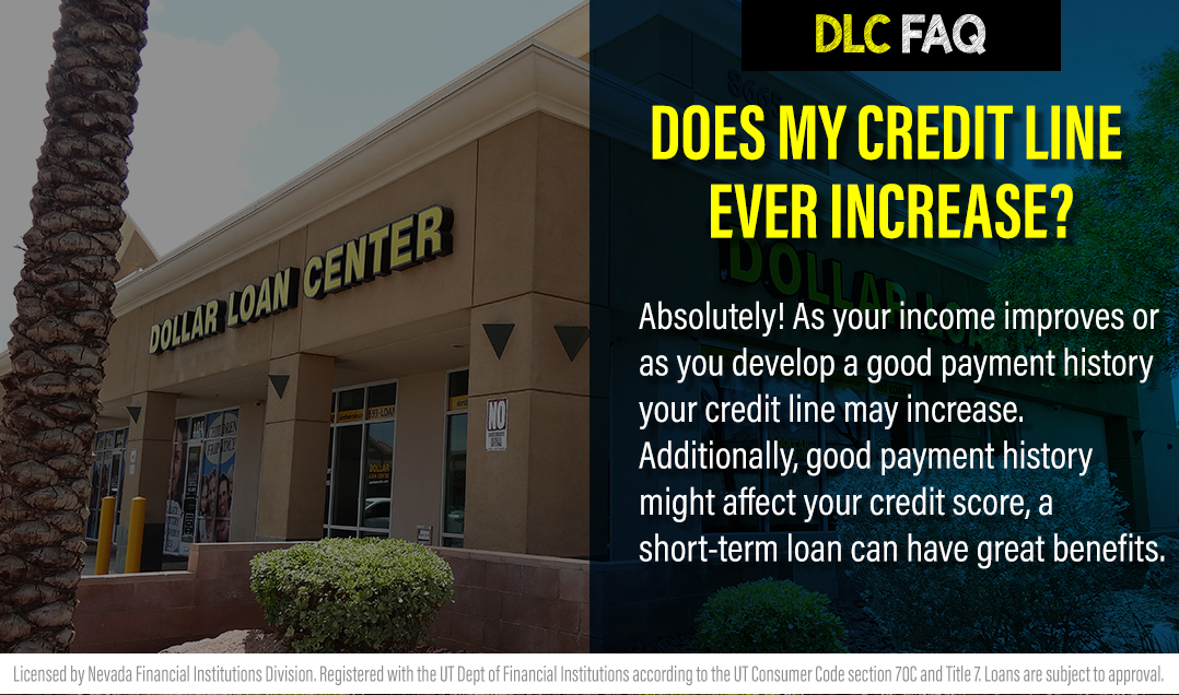 #DLCFAQ Does My Credit Line Ever Increase? https://t.co/uCcj4hso9t