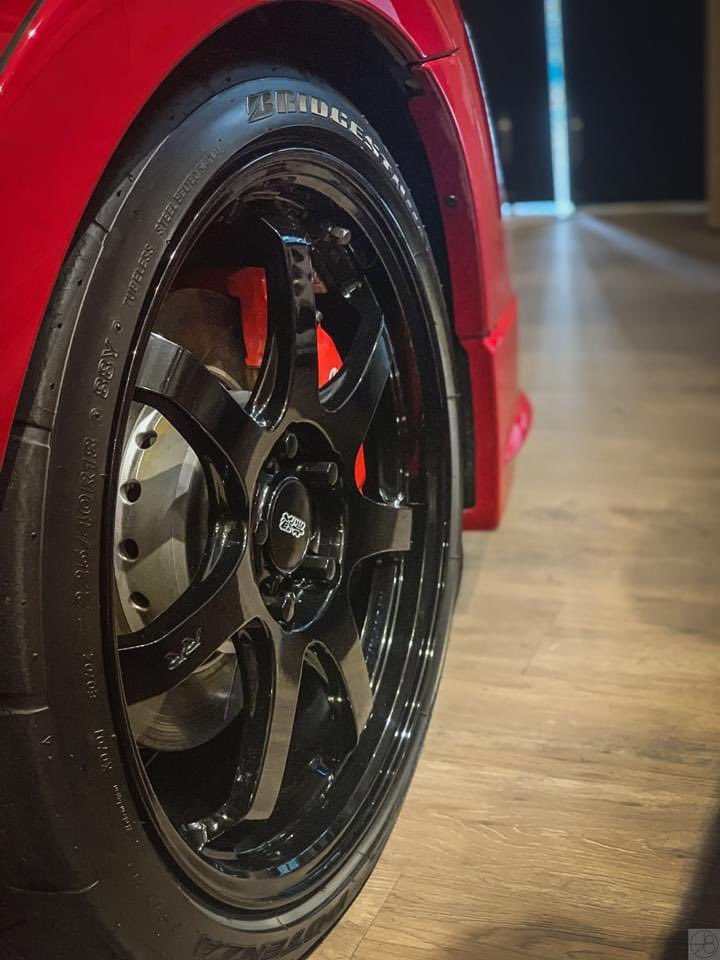 Mugen RR GP Wheels 1 of 300 (18×8 offset +55)  #MugenRR #Civic #FD2 #Honda #Civic #TypeR #GP #Mugen #GPwheels #MugenGP #Japan #JDMstyle #JDM #jdmfashion #jdmwheels #MugenPower #Classicwheels #Honda #無限 #mugenwheels #Mugenclassic #Race #Mugen無限Power #classicmugen https://t.co/eITJiXwqJr