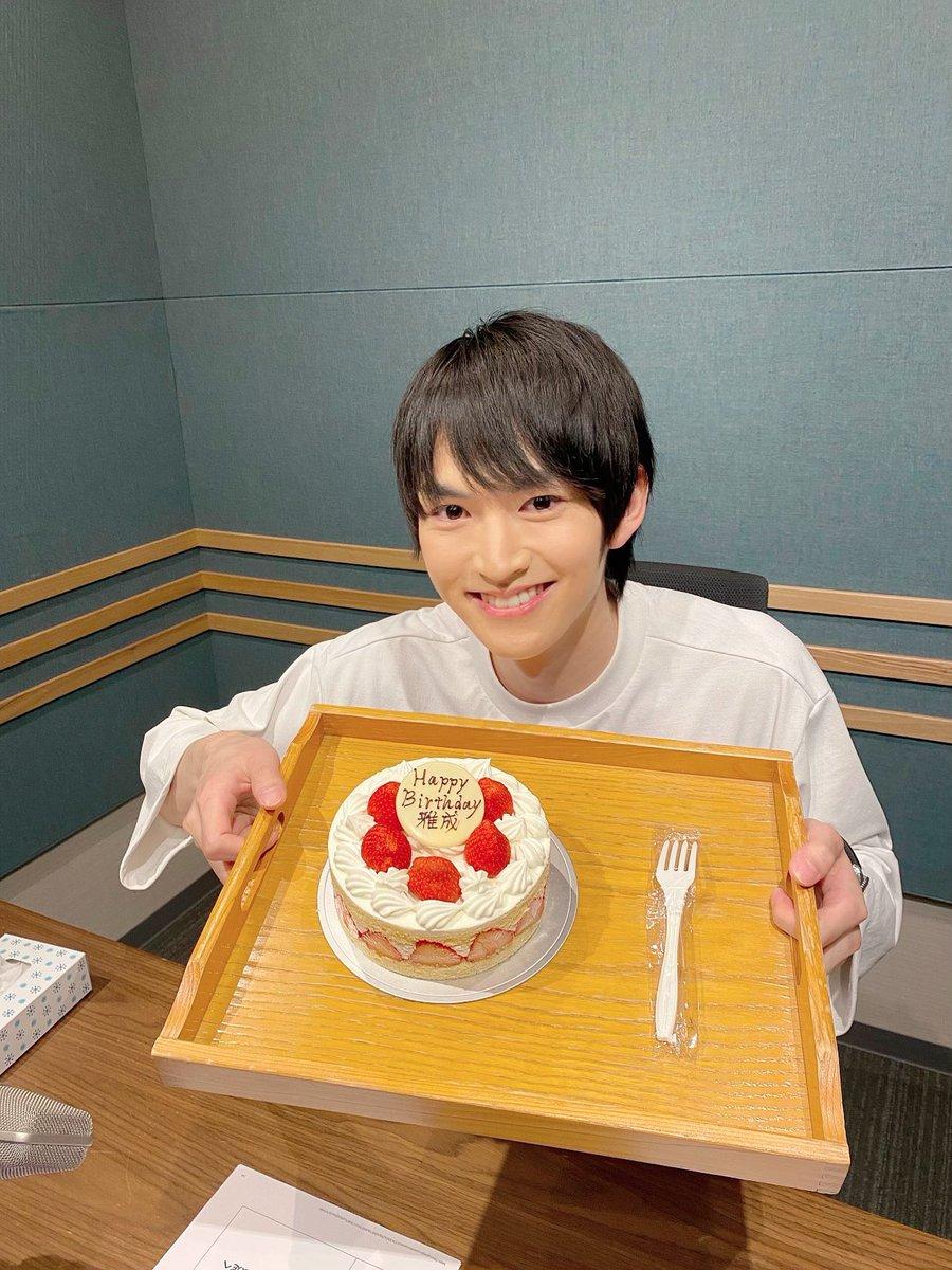 29歳になりました。 今年も笑って過ごせますように。  #和田雅成