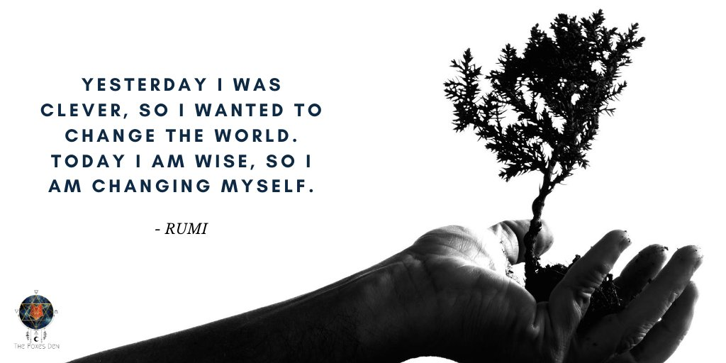 You have the power to change yourself and your life. Take it. https://t.co/4figLuS1lE  #rumi #rumiquotes #innergrowt #changefromwithin #spritualjourney #growthjourney #innerhealing #spiritualquotes https://t.co/CwmPJbFCWQ