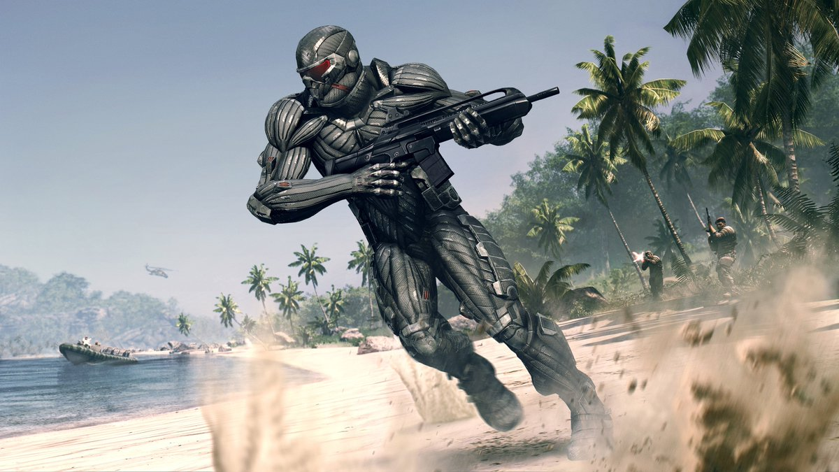 Crysis Remastered PC Specs Revealed