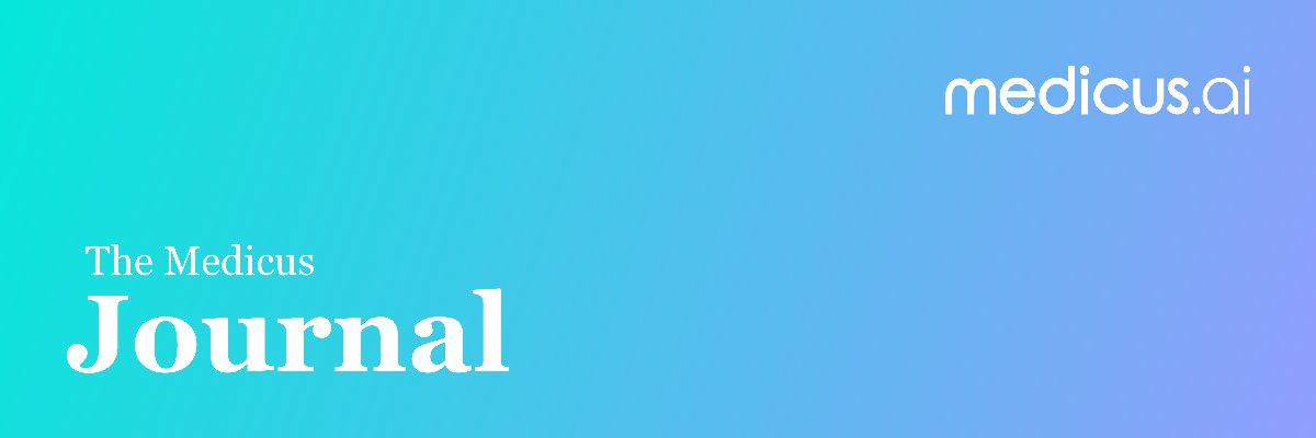 🗞 Interested in hearing more from the world of #AI and #healthtech? Sign up to our monthly Medicus Journal ➡️ https://t.co/WOoewCy5ME https://t.co/tRH1JdcWYo