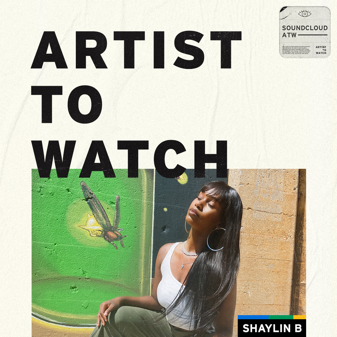 #ATW this week is @Officialshaylin. 👀 Have a listen. 👉 lnk.sc/32WG7R4