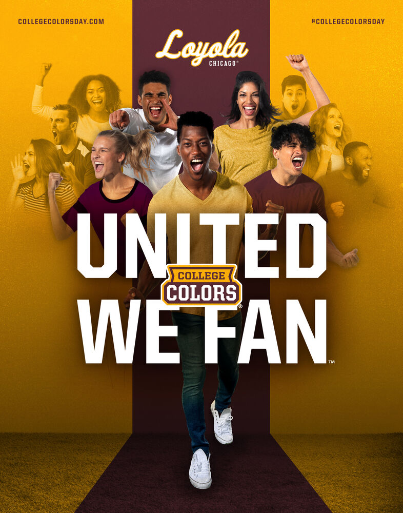 Today's the day! 👏  Let's see your Maroon & Gold for #CollegeColorsDay! https://t.co/EpwkR1ZJxJ