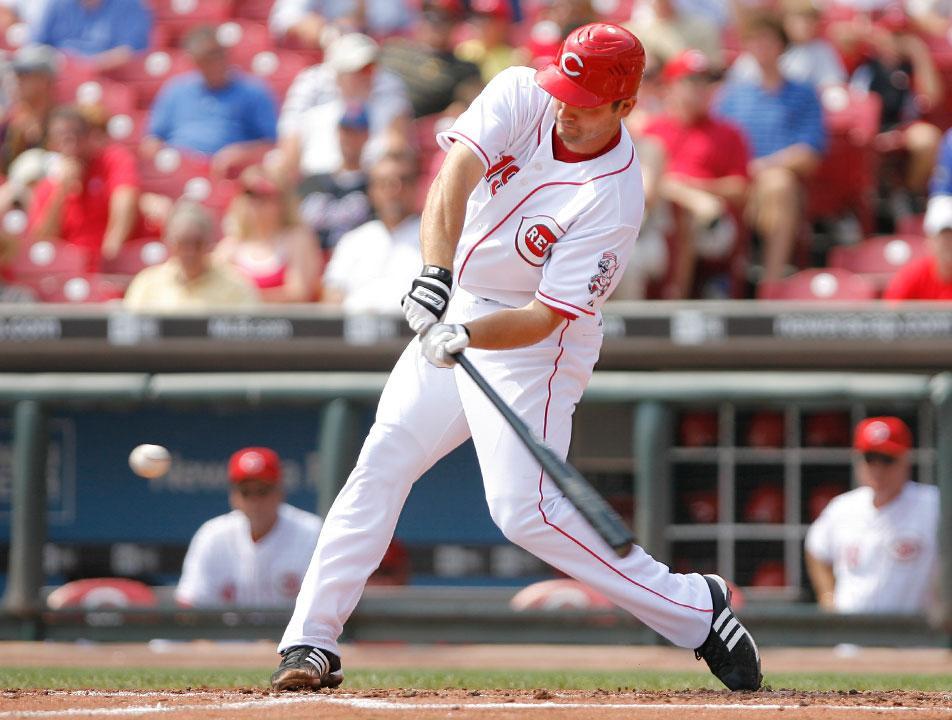 September 5, 2007: Career home run No. 1 for Joesph Daniel Votto. #RedsVault https://t.co/33jToeP3eA