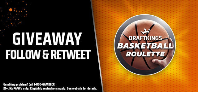 ♥♣ GIVEAWAY ♠♦  The NBA Playoffs are in full swing, so we're giving away free credits for DraftKings Basketball Blackjack! Simply...  ➕ Follow us. 🔁  Retweet this.  10 winners picked Tuesday, terms & conditions apply: https://t.co/7vHfewnS4A https://t.co/HuX4EvD97h