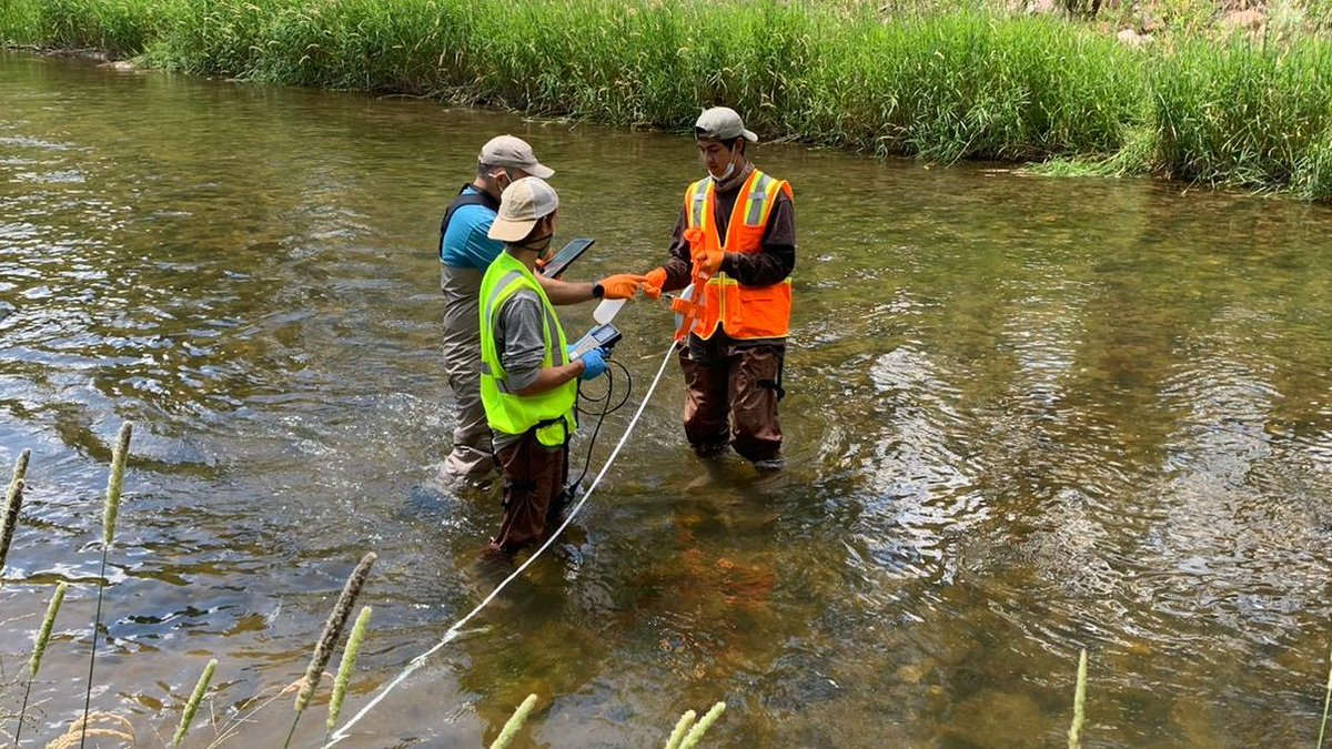 Check out this funding opportunity! Deadline is October 19, 2020. #water #waterresearch @COWaterCenter https://t.co/T5vrJcD8rS