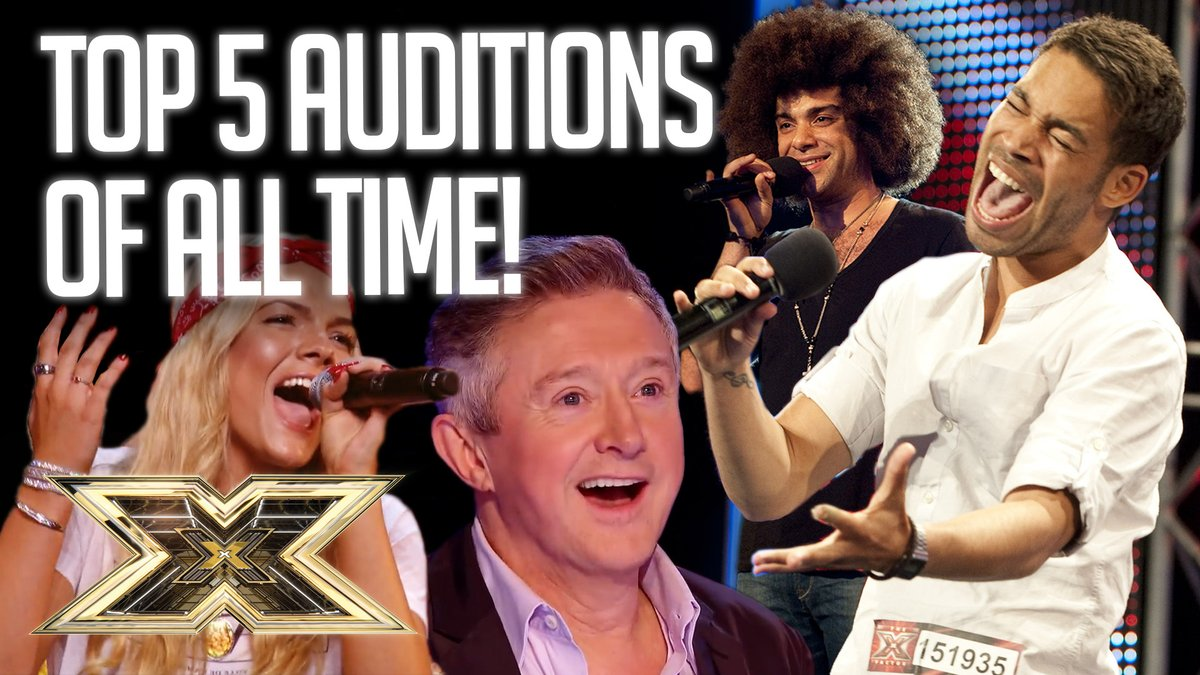 Are you ready to see some of the GREATEST Auditions of ALL TIME!?🤩  These guys definitely deserve a spot in the #XFactor Hall of Fame 🎉  https://t.co/WePn7sccdc https://t.co/yu4ct9y37a