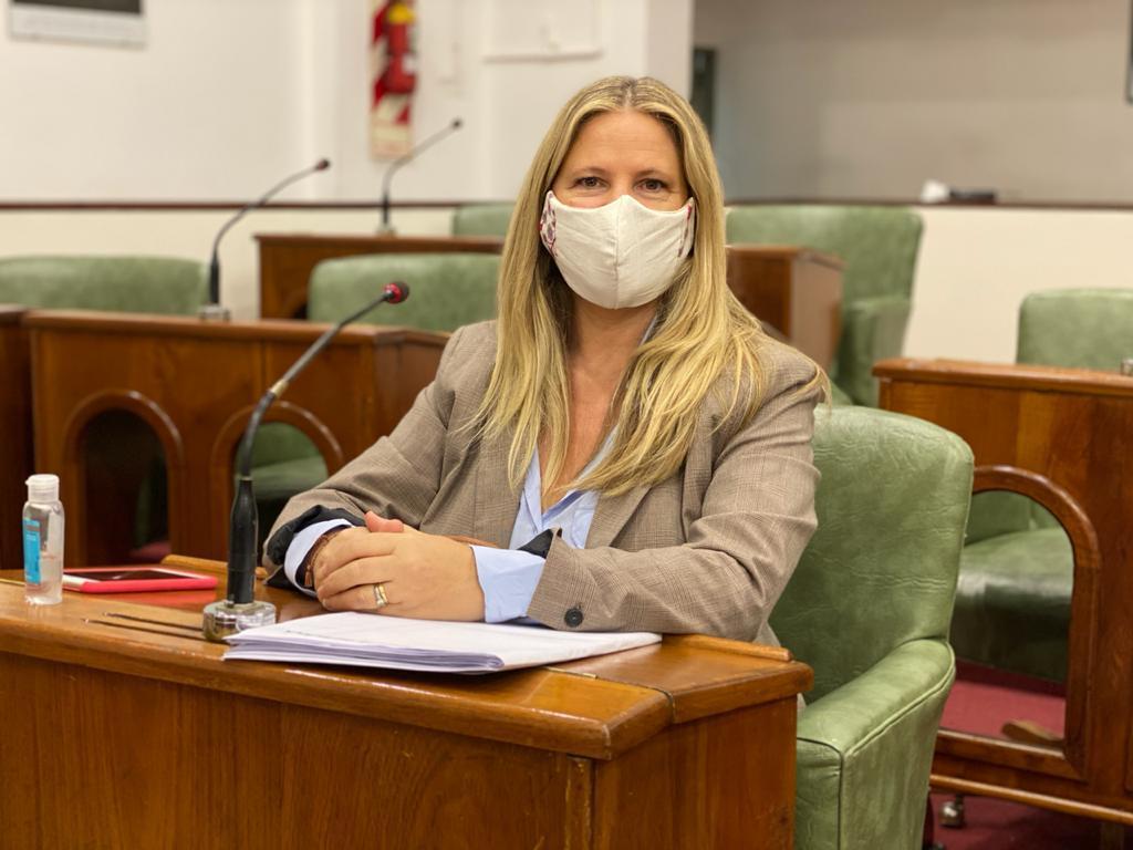 """#Entrevistas en @lanoticia1  🎙 @PupiDurand   👉 Una concejal propone eximir del ABL a todo el personal de salud en Zona Norte: """"Con los aplausos solamente no alcanza""""  https://t.co/gPum0h124p https://t.co/HWN2V7NjY6"""
