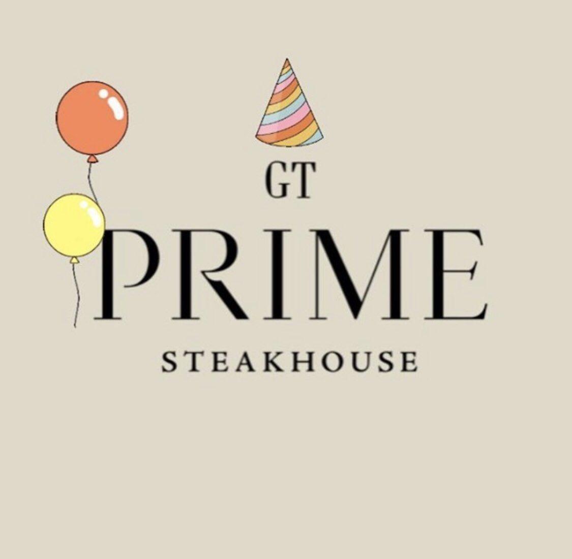 Happy 4th Birthday @GTprimechicago 🙏🙏♥️